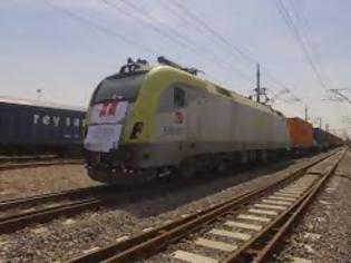 Φωτογραφία για Η Τουρκία στέλνει δύο ακόμη εμπορικά τρένα στην Κίνα.