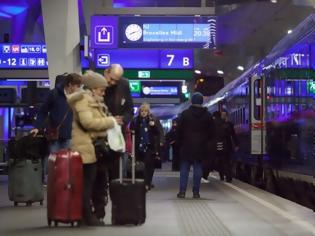 Φωτογραφία για Το νέο ευρωπαϊκό σιδηροδρομικό δίκτυο υψηλής ταχύτητας θα σας μεταφέρει από τη Βιέννη στο Βερολίνο σε τέσσερις ώρες.