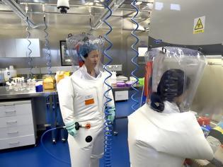 Φωτογραφία για Νέα Βρετανική έρευνα: Κινέζοι έφτιαξαν τον κορονοϊό σε εργαστήριο