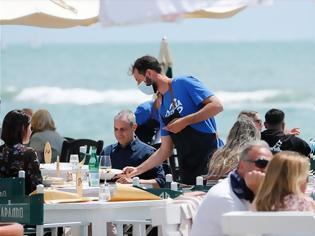 Φωτογραφία για Πρόστιμο 3.000 ευρώ και 15ήμερο «λουκέτο» σε ταβέρνα για δύο καθήμενους πελάτες