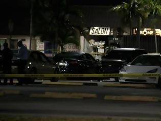Φωτογραφία για Μακελειό στη Φλόριντα: Δύο νεκροί και δεκάδες τραυματίες από πυροβολισμούς σε κλαμπ