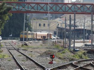 Φωτογραφία για ΣΥΡΙΖΑ: Αδράνεια και στασιμότητα στα σιδηροδρομικά έργα από την κυβέρνηση.