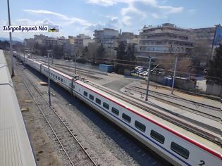 Φωτογραφία για Ως Hellenic Train θα μας έρθει το γρήγορο τρένο.