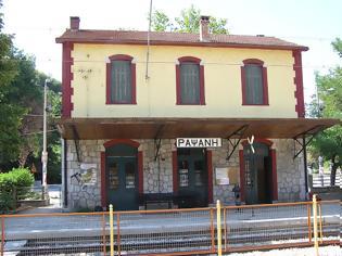 Φωτογραφία για Τρένο από Θεσσαλονίκη θα σταματά στο σταθμό Ραψάνης με προορισμό τα παράλια, το καλοκαίρι.