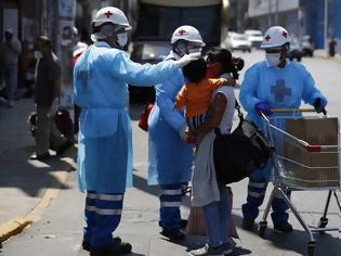 Φωτογραφία για Κοροναϊός - Περού: Τραγική «παγκόσμια πρωτιά» - Αναθεώρησε τον αριθμό των νεκρών