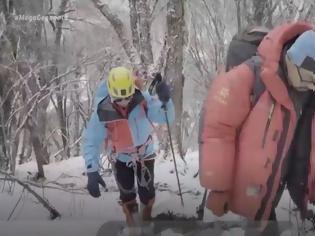 Φωτογραφία για Μάθημα ζωής από Κινέζο τυφλό ορειβάτη που κατέκτησε το Έβερεστ