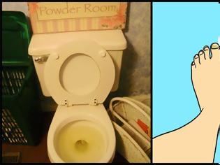 Φωτογραφία για 8 καλές δικαιολογίες για να ουρείτε στην μπανιέρα σας καθημερινά.