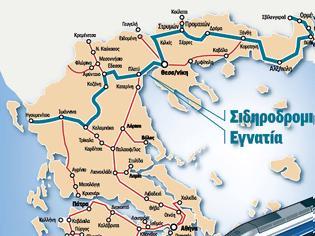 Φωτογραφία για Λύση για το νέο σιδηρόδρομο από το Επιμελητήριο Δράμας.