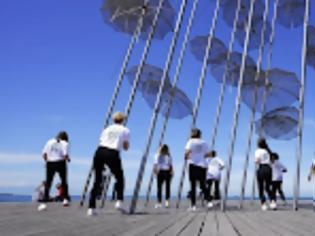 Φωτογραφία για Jerusalema: Ο viral χορός φαρμακοποιών στη Θεσσαλονίκη (video)