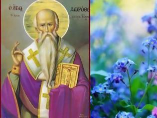 Φωτογραφία για Οι άγιοι είναι η ευλογημένη απάντηση του Θεού στον παραπαίοντα και αμαρτωλό κόσμο μας...