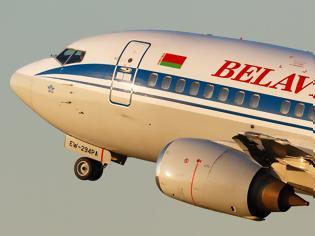 Φωτογραφία για Απαγόρευση πτήσεων αεροπορικών εταιρειών της Λευκορωσίας στον ελληνικό ενάριο χώρο