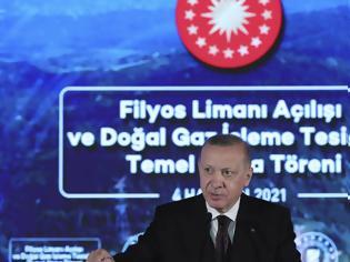 Φωτογραφία για Νέα πρόκληση: Ο Ερντογάν προανήγγειλε έξοδο του Γιαβούζ στη Μεσόγειο