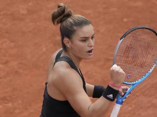Φωτογραφία για Roland Garros: Ασταμάτητη η Σάκκαρη έγραψε ιστορία και προκρίθηκε στους «16»