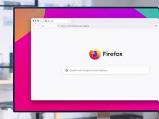 Φωτογραφία για Ο ανασχεδιασμένος browser της Mozilla