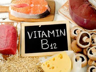 Φωτογραφία για Σχετίζεται η έλλειψη της βιταμίνης Β12 με την κατάθλιψη;