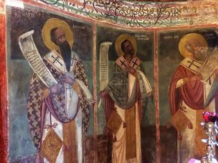 Φωτογραφία για Οι άγιοι θ' αγαπούσαν τον Χριστό ακόμη και αν δεν υπήρχε ο παράδεισος...