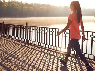 Φωτογραφία για Πώς μπορεί μια ώρα περπάτημα πριν το πρωινό, να σε ωφελήσει