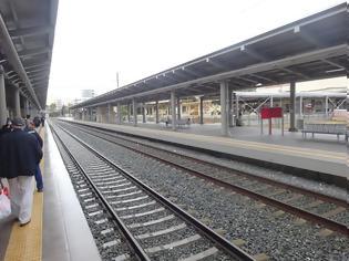Φωτογραφία για ΟΣΕ: Θέλουμε μια εφικτή και υλοποιήσιμη λύση για τις γραμμές στη Λάρισα