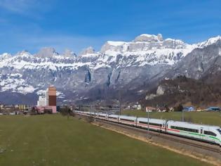 Φωτογραφία για Φιλόδοξοι στόχοι της Ευρώπης για τους σιδηροδρόμους.