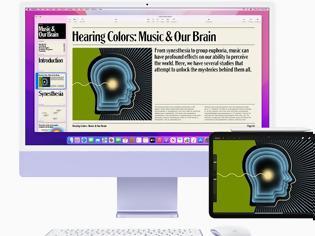 Φωτογραφία για Το νέο macOS ονομάζεται Monterey, συνεργάζεται τέλεια με iPad, προσθέτει Shortcuts και άλλα