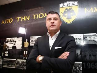 Φωτογραφία για Ο Μιλόγεβιτς θέλει να βάλει την δική του...πινελιά στην ΑΕΚ