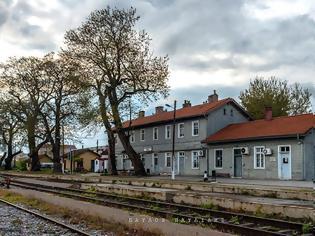 Φωτογραφία για Δημοσχάκης: Ανάγκη φροντίδας και ανάδειξης για τους ιστορικούς σιδηροδρομικούς σταθμούς του Έβρου