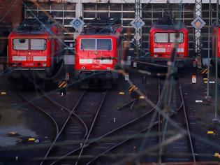 Φωτογραφία για Οι μηχανοδηγοί των γερμανικών σιδηροδρόμων προετοιμάζονται για απεργία μέσα στο καλοκαίρι ζητώντας αύξηση μισθών