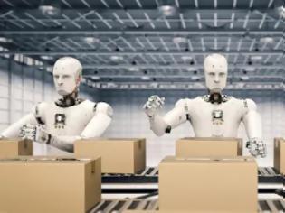 Φωτογραφία για Ποιες δουλειές θα κλέψουν τα ρομπότ; Ποια επαγγέλματα κινδυνεύουν -Robots take over jobs
