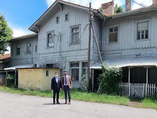 Φωτογραφία για Αύξηση δρομολογίων του ΟΣΕ στον Έβρο ζήτηση ο Δ. Πέτροβιτς από τον Πρόεδρο του Οργανισμού.