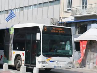 Φωτογραφία για Θεσσαλονίκη: Με προσωπικό ασφαλείας αύριο ο ΟΑΣΘ- Κανονικά τα ΚΤΕΛ- Απεργούν οι εργαζόμενοι στον σιδηρόδρομο.