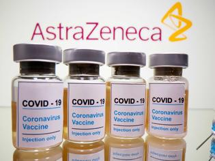 Φωτογραφία για Εμβόλιο AstraZeneca: Ελαφρώς αυξημένος κίνδυνος για αυτοάνοση αιμορραγία λένε Βρετανοί επιστήμονες