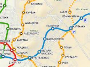 Φωτογραφία για Ξεκινά η Γραμμή 4 του Μετρό  .