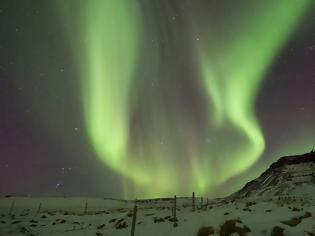 Φωτογραφία για Η προέλευση του φωτός που εκπέμπει το Βόρειο Σέλας