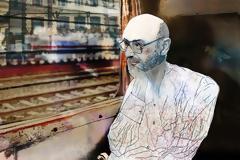 Ο συγγραφέας Ισίδωρος Ζουργός «συναντά» στο τρένο για τη Φλώρινα τον Θόδωρο Αγγελόπουλο.