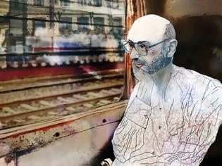 Φωτογραφία για Ο συγγραφέας Ισίδωρος Ζουργός «συναντά» στο τρένο για τη Φλώρινα τον Θόδωρο Αγγελόπουλο.