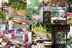 Καλοκαιρινές διαμορφώσεις για  Κήπο - Μπαλκόνι