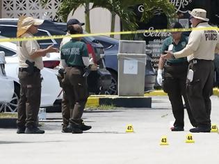 Φωτογραφία για Τραγωδία στη Φλόριντα: Σκότωσε γυναίκα και παιδί στο σούπερ μάρκετ πριν αυτοκτονήσει