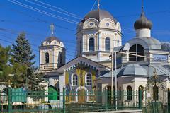Καθεδρικός Ιερός Ναός Αγίας Τριάδος στη Συμφερούπολη της Κριμαίας