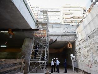 Φωτογραφία για Σε επόμενη… «στάση» ο διαγωνισμός για είσοδο ιδιώτη στη λειτουργία του Μετρό Θεσσαλονίκης.