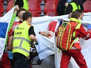 Φωτογραφία για Κρίστιαν Ερικσεν: «Πέθανε και επανήλθε, μπορεί να μην ξαναπαίξει ποδόσφαιρο»