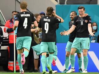 Φωτογραφία για Αυστρία - Βόρεια Μακεδονία 3-1: Οι αλλαγές έδωσαν τη νίκη