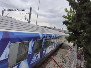 Φωτογραφία για ΤΡΑΙΝΟΣΕ: Επαναφορά στη κυκλοφορία επιπλέον δρομολογίων τρένων από σήμερα.