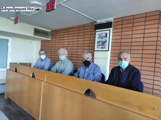 Φωτογραφία για Πραγματοποιήθηκε σήμερα η εκλογοαπολογιστικη Γενική Συνέλευση του σωματείου των συνταξιούχων σιδηροδρομικών «Η ΑΝΑΓΕΝΝΗΣΙΣ». Εικόνες.