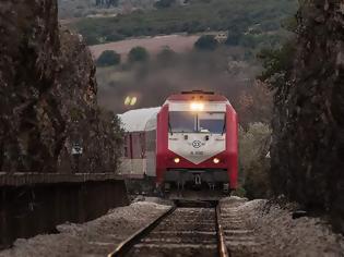 """Φωτογραφία για Σφοδρές αντιδράσεις στα Τρίκαλα για το τρένο που… """"κόβεται"""""""