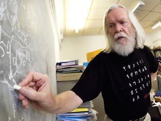 Φωτογραφία για John Ellis : Ομιλία The Future of Particle Physics το Σάββατο