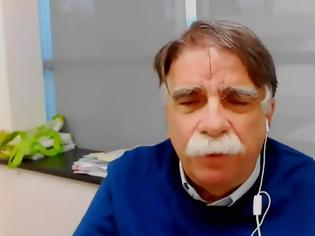 Φωτογραφία για Καθηγητής Βατόπουλος: Γιατί βγήκε τώρα η σύσταση για το AstraZeneca στους κάτω των 60 ετών