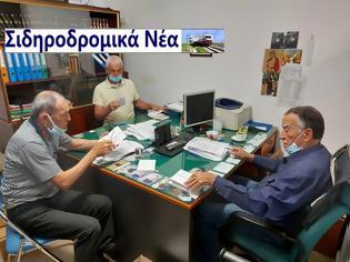 Φωτογραφία για Εκλογές στο σωματείο των συνταξιούχων σιδηροδρομικών Η ΑΝΑΓΕΝΝΗΣΙΣ: Ξεκίνησε η καταμέτρηση των ψηφοδελτίων.