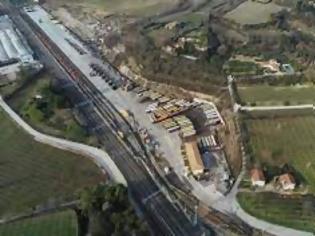 Φωτογραφία για Η σήραγγα Brenner θα είναι τέσσερις φορές μεγαλύτερη από την ιταλική πλευρά.