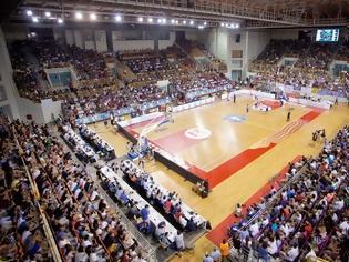 Φωτογραφία για FIBA: Το Ηράκλειο θα φιλοξενήσει μέσα στο καλοκαίρι δυο σημαντικές μπασκετικές διοργανώσεις