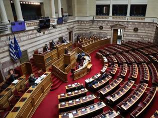 Φωτογραφία για Eργασιακό:Με τις 158 ψήφους της ΝΔ υπερψηφίστηκε το νομοσχέδιο